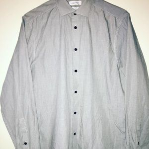 Calvin Klein long sleeve button up